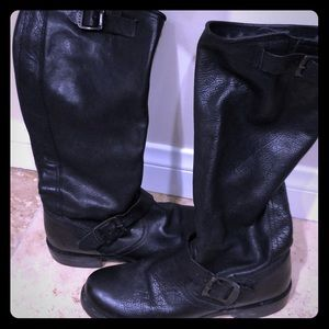 Women's Frye short Veronica black boots size 7 1/2